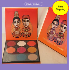 Juvia's Place FESTIVAL Eyeshadow Palette AUTHENTIC New In Box