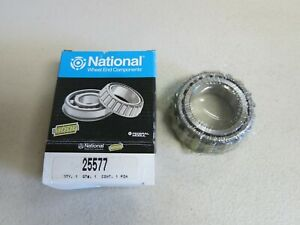 National 25577 Axle Differential Bearing fits Checker, Jaguar 1948 - 2001