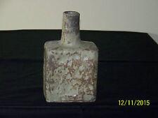 """Rare Brutilist Mobach Utrecht Holland Antique Hand Formed """"Fantastic"""" Vase"""