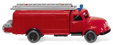 WIKING 1:87 Neuheit 04/2018 LKW Feuerwehr Spritzenwagen Magirus #061002 NEU/OVP