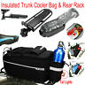 Cycling Bicycle Bike Rear Rack Bag Tail Seat Pannier Trunk Pack Shoulder Handbag