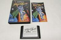 Target Earth - Sega Genesis Game Complete 1990