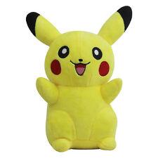 NEW 23cm Pokemon Go Pikachu Soft Doll Plush Bear Kid Baby Stuffed Car Decor Toy