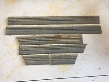 Holden VK Commodore Outer Door And Guard moulds  complete set