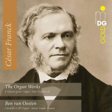 Cesar Franck : César Franck: The Organ Works CD (2018) ***NEW***