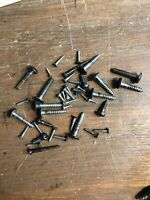 Vintage Victor Victrola VV-4-3 — 36019—-PHONOGRAPH part Deck Bolts & Screws