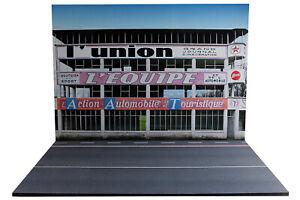 Diorama Circuit de Reims-Gueux - 1/32ème - #32-2-F-F-001