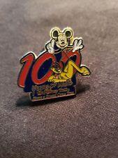 Disney WDW Flex 2002 100 Years of Magic Mickey & Pluto Trading Pin 9850