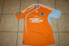 Mens Adidas Houston Dynamo Soccer Jersey size medium