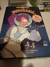 Futurama Season 3, 4 disk DVD Set