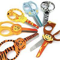 Westcott Wild Ones - Animal Shaped Children's Safety Scissors - 5 Inch - Single