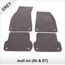 Audi A4 Avant Estate B7 2006-2008 Tailored Car Floor Carpet Mats GREY