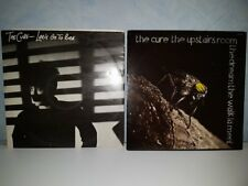 "THE CURE: LOT DE 2 MAXIS 45T (12"") LET'S GO TO BED + THE UPSTAIRS ROOM"