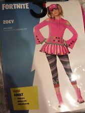 Teen Size 0-2 Zoey Fortnite Costume Brand New🎃