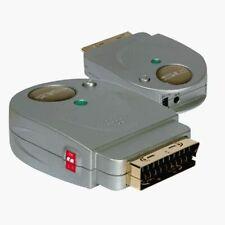 More details for philex 27991r wireless tv link av sender philex slx gold mini av scart sender