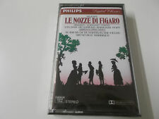 37987 - MOZART - LE NOZZE DI FIGARRO HIGHLIGHTS (MARRINER) - PHILIPS AUDIO TAPE