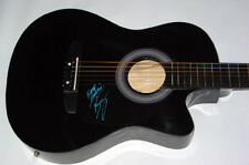 Bucky Covington Signed Acoustic/Electric Guitar American Idol PS AFTAL