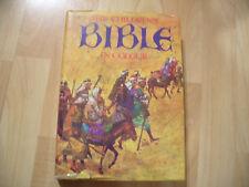 The Children's Bible in Colour Hardback Book Hamlyn ISBN 060107131X RARE   -316