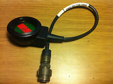 CLANSMAN radio respirator mic cable 5965-99-738-0886 Gas Mask S8 S10 PRC 320 351