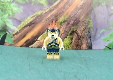 Lego Mini Figure Legends of Chima Lennox with 2-Sided Head from Set 70002