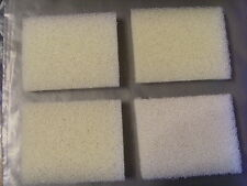 6 X Compatible interpet Pf3 Reemplazo foam/sponges