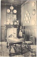 Belgique - cpa - BRUGES - Grand Hôtel - Salon flamand