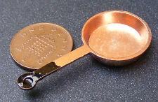 Échelle 1:12 Set De 3 Métal Cuisine Casseroles tumdee maison de poupées miniature cuisine 716