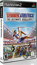 Summer Athletics: The Ultimate Challenge (Sony PlayStation 2, 2008) Sealed