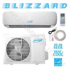 9,000 BTU Ductless Mini Split Air Conditioner Heat Pump 27.5 SEER 220V Air-Con