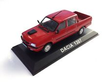 DACIA 1307 (RENAULT 12 PICK-UP) - 1:43 DIECAST MODELL AUTO CAR USSR BA45