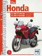 Manual de Servicio Instrucciones Honda XL 600 97-00 & 650V Trans- Alp desde 2000