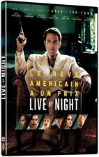 """DVD """" LIVE BY NIGHT """"  Ben Affleck    NEUF SOUS BLISTER"""