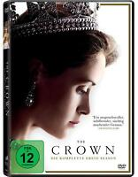 The Crown - Die komplette erste Season [4 DVDs/NEU/OVP] Biografische Serie erzäh