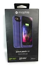 Mophie Juice Pack Air Protective Wireless Battery Case, For iPhone 7, Blue
