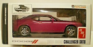 AMT 2010 Dodge Challenger SRT8 Furious Fuscia  1/25 Promo # AMT 693 / 12  L@@K!
