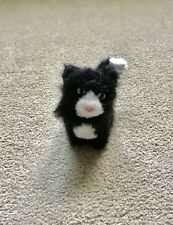 "American Girl 5""  Black Cat LICORICE Pet AG Retired Hard Body Soft Fur No Collar"