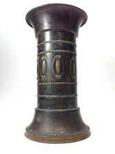 Antique Weighted Base Vase