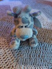 "Me To You Blue Nose Friends Collectors 4"" Plush No .7 - Twiggy the Giraffe"