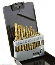 13pc Cobalt Hss Split Point Drill Bit Set