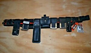 "BUILDPRO Scaffolders/Riggers Premium 8 PCE Belt Kit 34"" LBBSRC34"