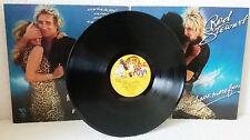 ROD STEWART BLONDES HAVE MORE FUN  Faces Disco VINYL LP RECORD ALBUM RVLP8 EX/EX