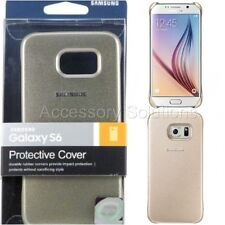 Samsung Galaxy S6 Protective Case Cover Gold, EF-YG920BFEGUS New Genuine