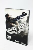 Sniper Elite V2 - PC WWII FPS Warfare Shooter Game  - New Sealed