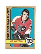 1972-73 OPC:#62 Joe Watson,Flyers