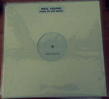 "Neil YOUNG ""fork in the road"" VINILE LP testpressing"
