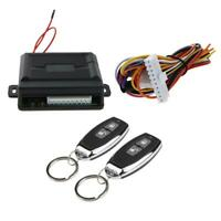 Universal Car Keyless Entry System Remote Control Central Locking Kit VH10P XD#3
