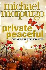 Private Peaceful by Michael Morpurgo (Paperback, 2010)