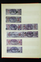 India Rare Stanley Gibbons Stamp Book Collection Of 110 Different Stamps