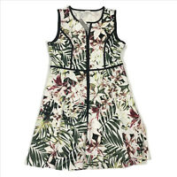 NWT Spense Sleeveless Floral Dress US 12