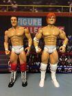 Wrestling Jakks Ruthless Aggression Custom Fantasy Lot of 2 Figures TNA WWE CC